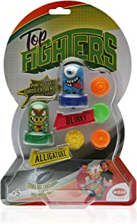 Top Fighters - Pack Doble Modelos Aleatorios (Bizak 35000059)