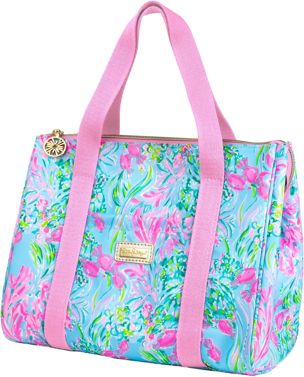 A surprise price is realized Lilly Pulitzer Thermal Max 58% OFF Insulated Lunch Capacity Cooler Large Wo