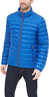 Men's Ultra Loft Packable Puffer Jacket, new royal, Large