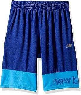 New Balance Boys Fashion Performance Short Casual Shorts