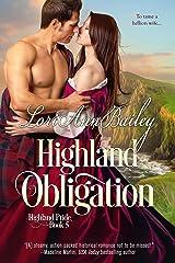 Highland Obligation (Highland Pride Book 5) Kindle Edition