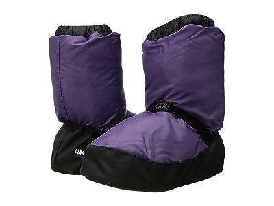 Bloch Warm Up Booties/Slippers (Purple) Women