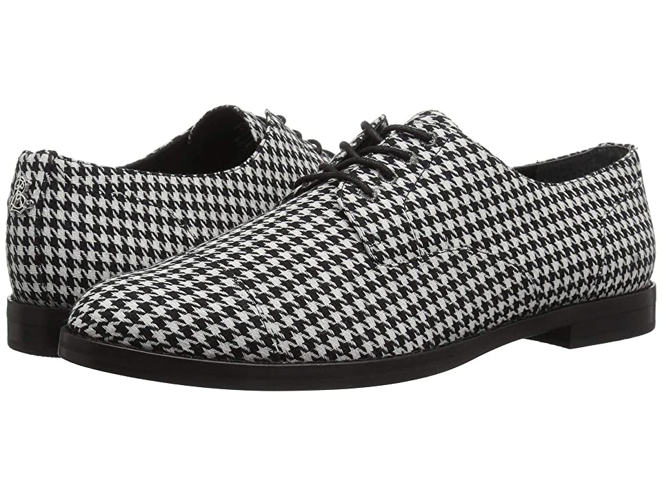 LAUREN Ralph Lauren Maryna II (Black/White Houndstooth) Women