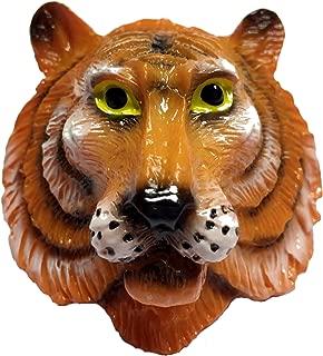 Boy Scout Neckerchief Slide Tiger Woggle