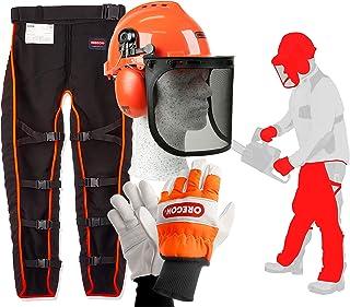 Oregon scientific - Escriba un kit 562412 ropa con polainas de costura universales pantalones, guantes y casco
