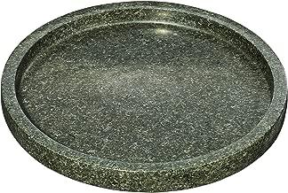Kota Japan Premium Natural Stone Granite Round Cutting, Serving and Cheese Tray Board | 12