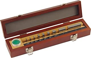 mitutoyo gauge block set grade 2