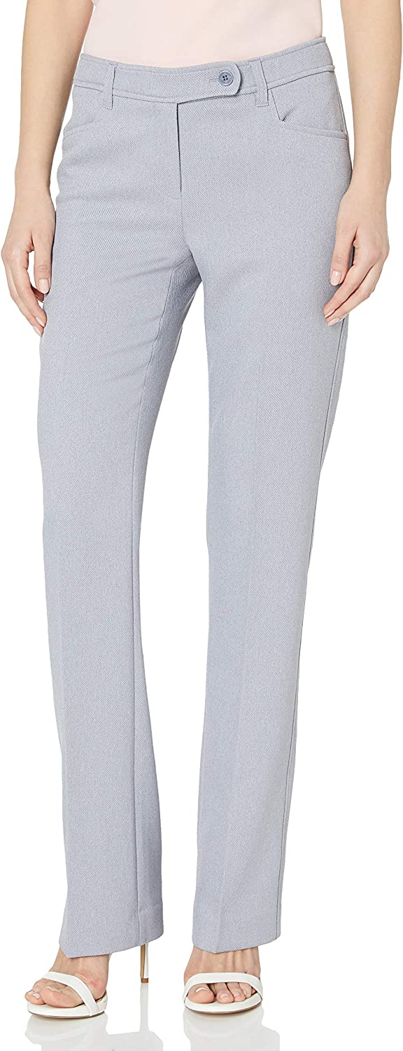 Ranking integrated 1st place AK Anne Klein Max 87% OFF Women's Straight Leg Pant