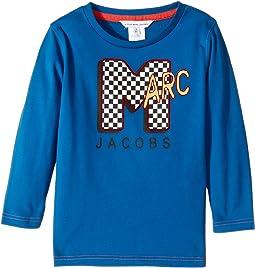 Little Marc Jacobs - MTV Style Long Sleeve T-Shirt (Toddler/Little Kids)