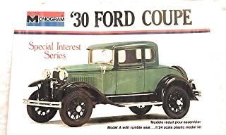 1930 Ford 5 Window Model a Coupe 1/24 Monogram RMX857551