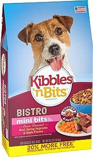 Best puppy kibbles and bits Reviews