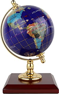 desktop gemstone globe