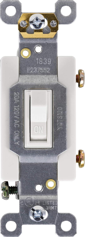 GE White Max 61% OFF Ultra Pro shop Heavy-Duty Light Pole Fan Wall Single