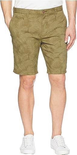 Scotch & Soda Chino Shorts in Stretch Twill Quality