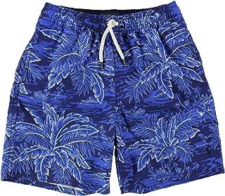 RALPH LAUREN Polo Boys Tropical Swim Trunks