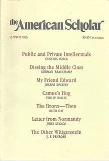 The American Scholar, Summer 1995