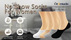 Marchio Daily Ritual 5-Pack Low-Cut Sock Donna