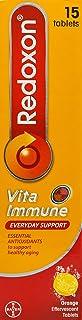 Redoxon Vita Immune Effervescent Tab Orange, 15ct
