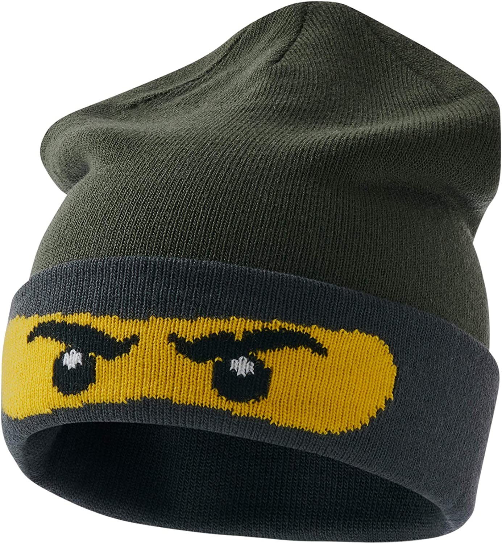 LEGO Wear Kids/' Beanie with NINJAGO Figure