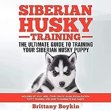 Best siberian husky puppy training Reviews