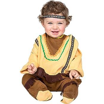 KARMABCN N25 Sombrero Indio para Bebé de 9 a 18 Meses Diametro de ...