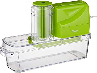 Toyomi ES 200 Electric Slicer and Food Processor Green