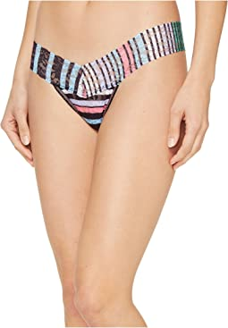 Hanky Panky - Chalk Stripe Low Rise Thong