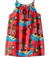 Dolce & Gabbana Kids - D&G Tropical Dress (Little Kids)