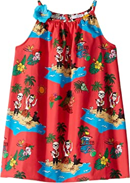 D&G Tropical Dress (Little Kids)