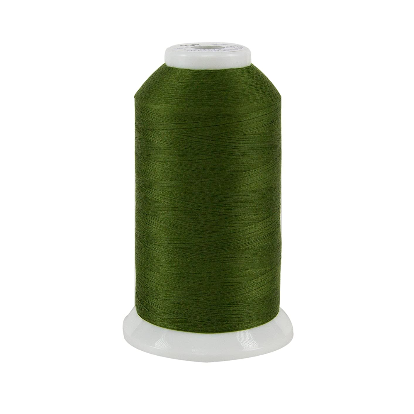 Superior Threads 11602-448 So Fine Olive 3-Ply 50W Polyester Thread, 3280 yd