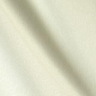Roc-lon Blackout Drapery Lining White (Roll 25 Yard) Fabric