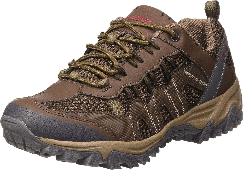 HI-TEC オープニング 大放出セール 2020 新作 Men's Low Boots Hiking Rise