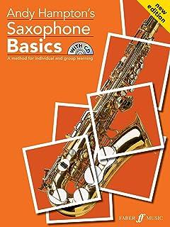 Saxophone Basics Pupil's book (with CD)