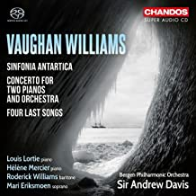 Vaughan Williams Sinfonia Antartica, Etc