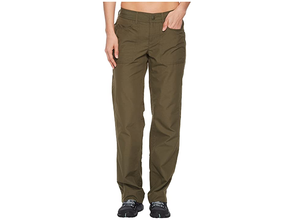 The North Face Horizon II Pant (Grape Leaf Heather) Women