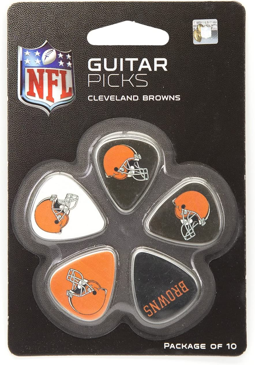 Woodrow Max 62% OFF Guitar by The Sports Cleveland Browns Ranking TOP1 NFL Vault P