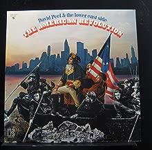 David Peel & The Lower East Side - The American Revolution - Lp Vinyl Record