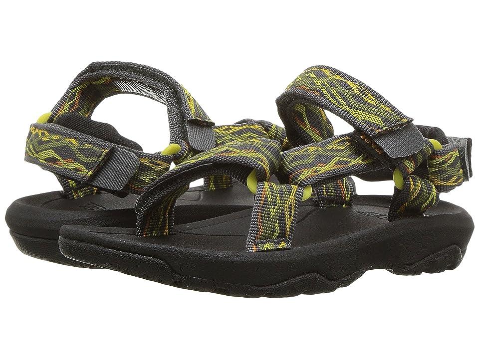 4c10def0d Teva Kids Hurricane XLT 2 (Toddler) (Delmar Dark Shadow) Boys Shoes