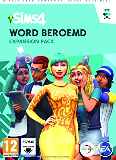 The Sims 4 Get Famous (Extention Pack)