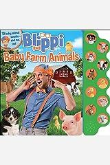 Blippi: Baby Farm Animals Board book