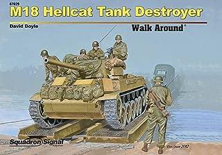 M18 Hellcat Tank Destroyer Walk Around - Hardcover