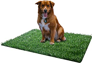 Grasslife Artificial Grass, Professional Dog Pee Potty Training Pads, Dog Grass Mat with Drainage Holes, Pet Turf Indoor O...