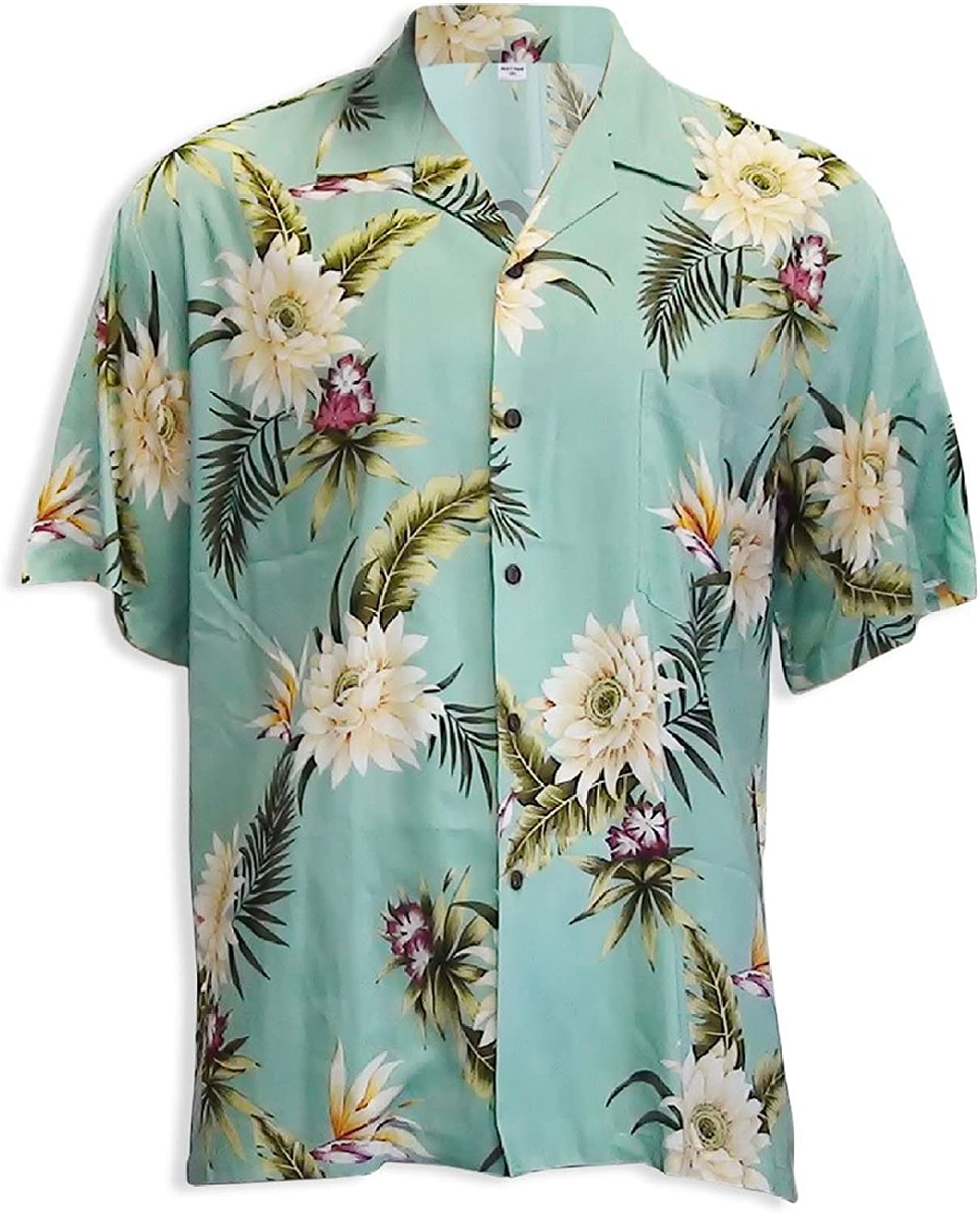 Two Palms Men's Ceres Rayon Shirt
