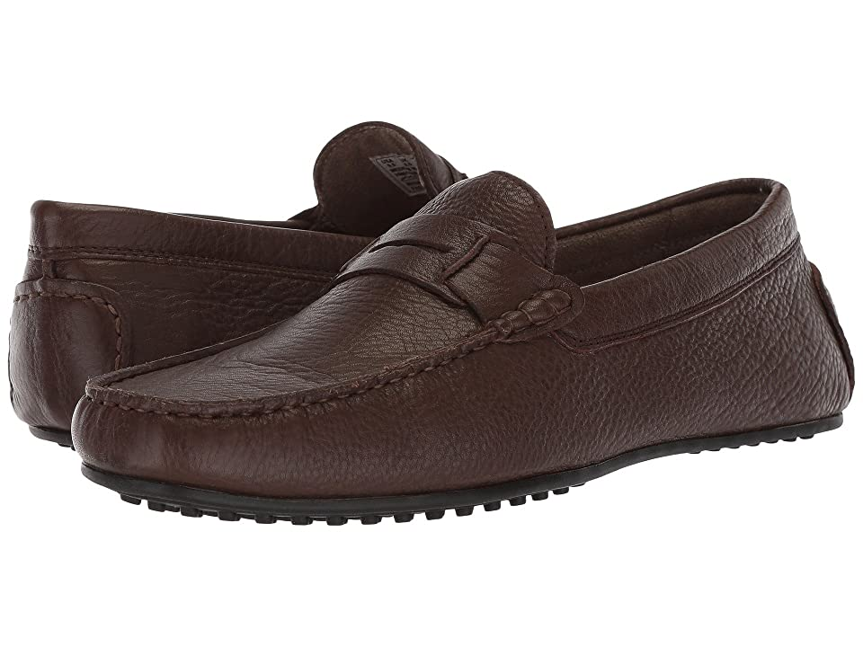Hush Puppies Vastus Penny (Brown Leather) Men