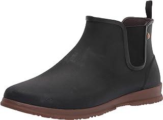 BOGS Women's Sweetpea Boot Wide Snow, Black, 6