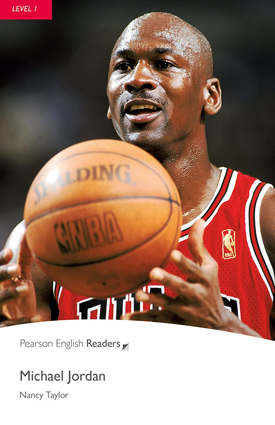 拡大する肥満トレイルLevel 1: Michael Jordan (Pearson English Graded Readers) (English Edition)