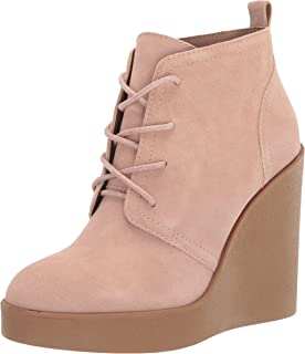Jessica Simpson Women's Mesila Wedge Bootie Ankle Boot, Cheyenne, 8