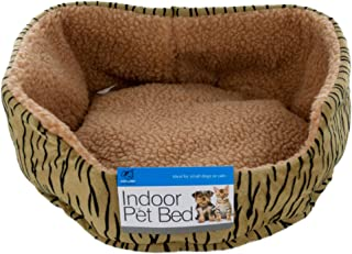 Dogs and Cats bed (Brown with Tiger Stripe)