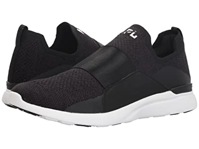 Athletic Propulsion Labs (APL) Techloom Bliss (Black/Black/White) Men