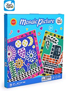 mosaic flower pictures